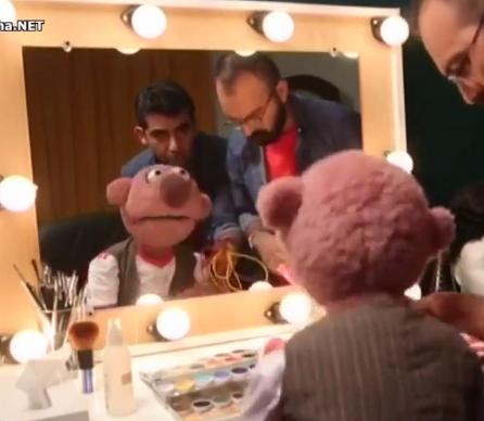 ویدئو :  گیر دادن جناب خان به مدل موی نیمار