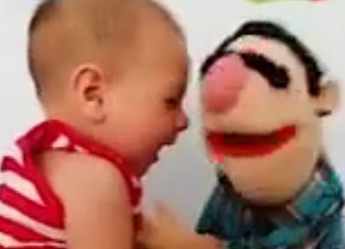 ویدئو :   دابسمش لقمه ، بچه دوست