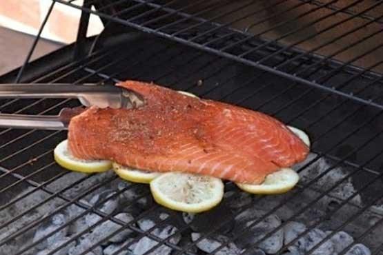پخت ماهی راحت و بی دردسر