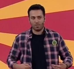 ویدئو :   استندآپ کمدی علی صبوری در مرحله دوم خنداننده شو 2
