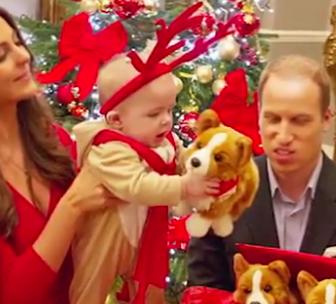 ویدئو :  قوانین عجیب کودکان خانواده سلطنتی !