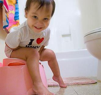 درباره آموزش توالت رفتن کودکان بدانید