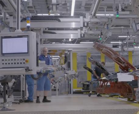 ویدئو: مونتاژ خودروی ب ام و