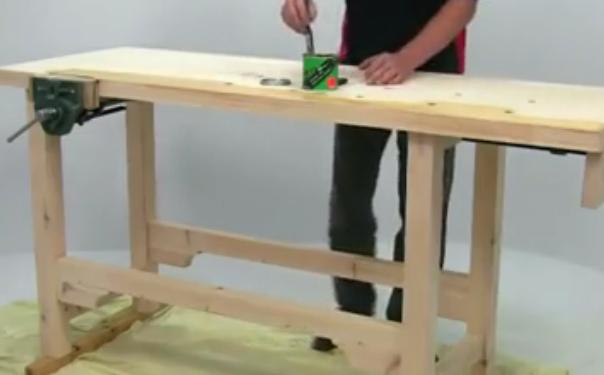 ویدئو :   آموزش ساخت میز کار نجاری