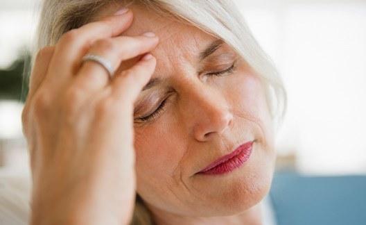 کنترل سردرد های میگرنی در خانم ها