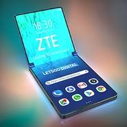 موبایل تاشوی ZTE رقیب جدید موتورولا میشود
