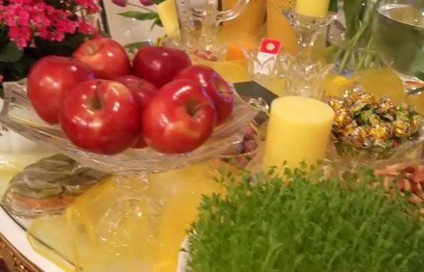 ویدئو :  آموزش تزئین سفره هفت سین عید نوروز