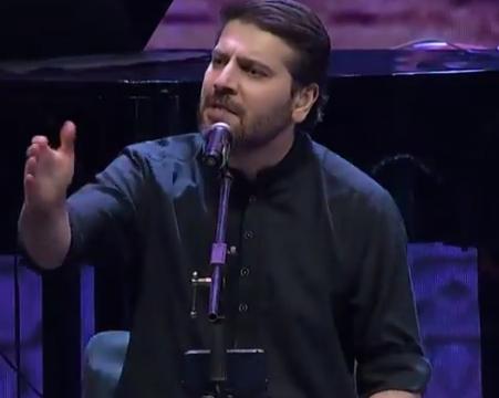 ویدئو :  سامی یوسف - مولانا (اجرای زنده در دهلی نو ، هند)