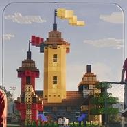 بازی AR جدید مایکروسافت با نام Minecraft Earth بهزودی منتشر میشود
