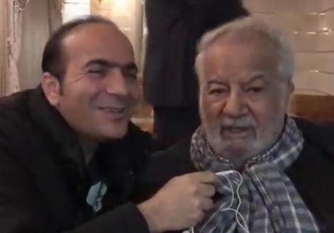 ویدئو :  آخرین مصاحبه ناصر ملک مطیعی