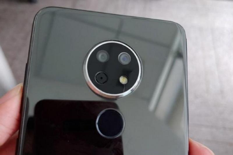 افشای یک گوشی نوکیا با دوربین سه گانه