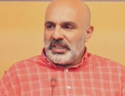 ویدئو : پیام بازیگر نقش جیسون رضاییان جاسوس آمریکایی در سریال گاندو