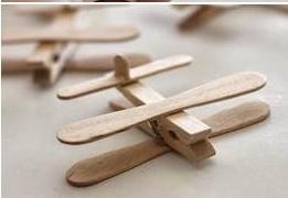 ویدئو :  آموزش ساخت هواپیمای کنترلی با چوب بستنی