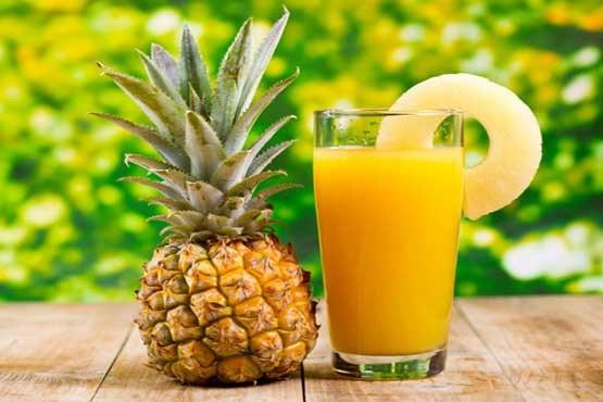 آشنایی با خواص درمانی آناناس