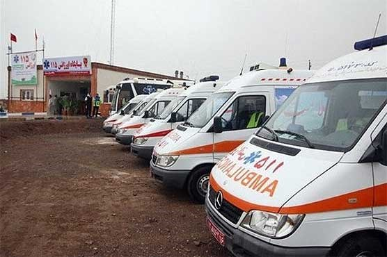 آماده باش فوریتهای پزشکی در ایام تاسوعا و عاشورای حسینی