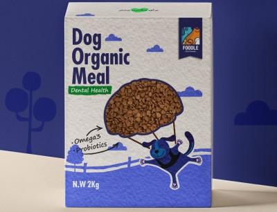 غذای خشک سگ فودل مدل Dental Health وزن 2.5 کیلوگرم
