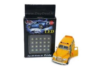 لامپ سقفی LED پراید (تمامی مدلهای پراید)
