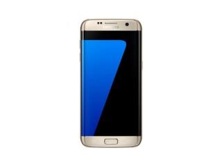 گوشی موبایل سامسونگ گلکسی اس 7 اج طلایی- Samsung Galaxy S7 EDGE Gold