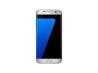 گوشی موبایل سامسونگ گلکسی اس 7 اج نقره ای - Samsung Galaxy S7 EDGE Silver