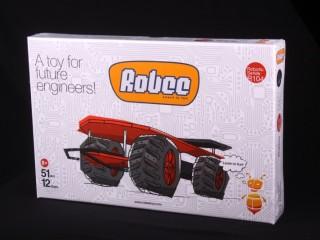 فروش عمده و جزیی اسباب بازی بسته رباتیک روبی (R104)