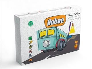 فروش عمده و جزیی اسباب بازی ساختنی های 2 روبی (S102)