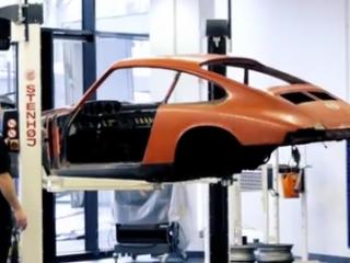 ویدئو :  بازسازی کامل قدیمی ترین پورشه 911 دنیا، 901 مدل 1964