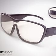 عینک AR اپل به پنل نمایش microLED مجهز میشود