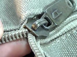 ویدئو :  چطور یک زیپ خراب را درست کنیم