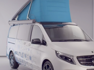 ویدئو :  فناوری های مدرن در مرسدس بنز اسپرینتر هیدروژنی