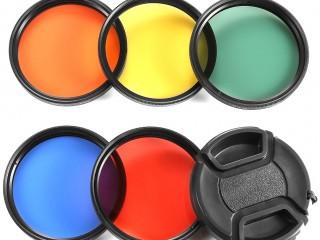 عکاسی دقیق 1: کاربرد فیلترهای رنگی در عکاسی سیاه و سفید