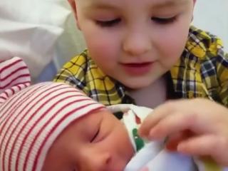 ویدئو :  احساسات تماشایی کودکانه