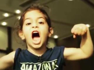 ویدئو :  آرات ببر مازندران