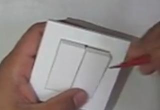 ویدئو :  آموزش برق ساختمان - کلید دو پل -