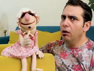 ویدئو :  دابسمش خیلی باحال خنده دار لقمه شو یه لقمه خوردنی