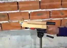 ویدئو :  روش ساخت تراز لیزری برای انجام کارهای فنی