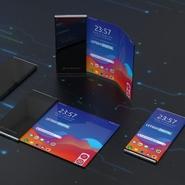 موبایل رولشونده الجی اوایل 2021 با پنلی از BOE معرفی میشود