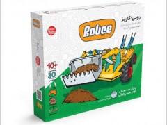 فروش عمده و جزیی اسباب بازی بسته رباتیک کاریز (R302)