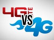سرویس های 4G و LTE چه تفاوتی با هم دارند؟