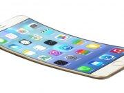 اپل آیفون با نمایشگر خمیده می سازد ؟!