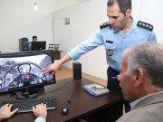 بازدید امیر برات پور از مراحل ساخت بازی رایانه ای عملیات حمله به اچ3