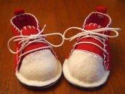 آموزش دوخت یه کفش ساده