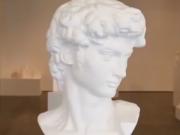ویدئو : مجسمه کاغذی
