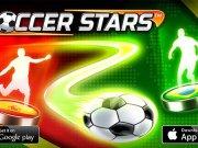 تجربه فوتبال آنلاین با بازی Soccer Stars