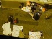 ویدئو : نقشه حملات به پاریس و جزئیات آن
