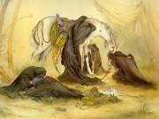 ویژگی ناسزاگویى و بى حرمتى قاتلان امام حسین(ع)