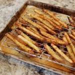 طرز تهیه سیب زمینی سرخ کرده ای که چاق نمیکند
