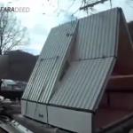 ویدئو :  ساخت خانه در 6 ساعت!