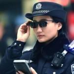 پلیس چین از عینک هوشمند با قابلیت تشخیص چهره استفاده میکند