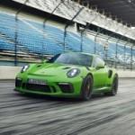 پورشه 911 GT3 RS رونمایی شد