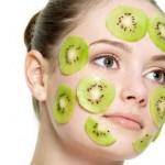 ماسک کیوی و خواصی معجزه آسا برای پوست صورت